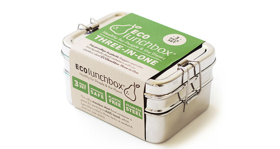 ECOlunchbox Matboks Three-in-One